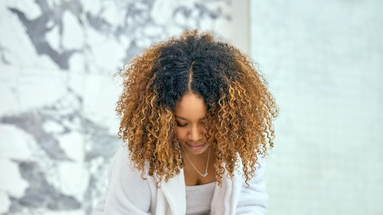 Tinta de cabelo