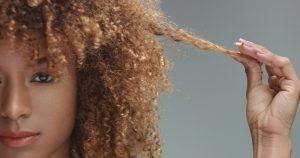 cauterização cabelo crespo