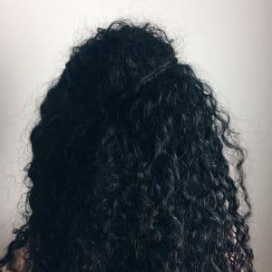tranças em cabelo cacheado passo a passo