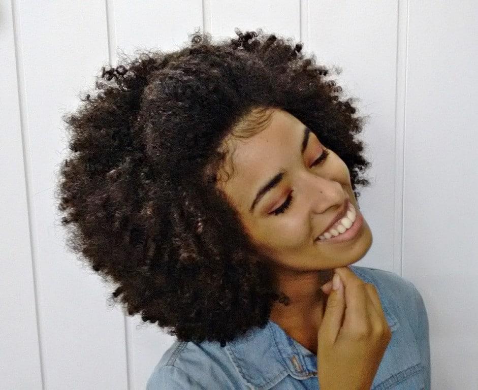 penteado para cabelo cacheado 10