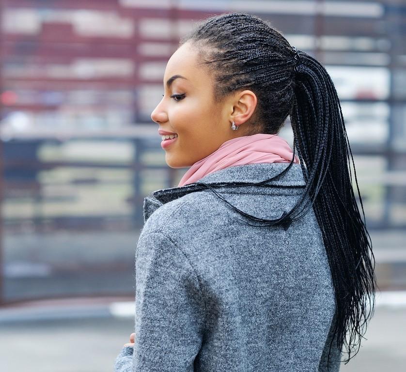 penteados com tranças 1