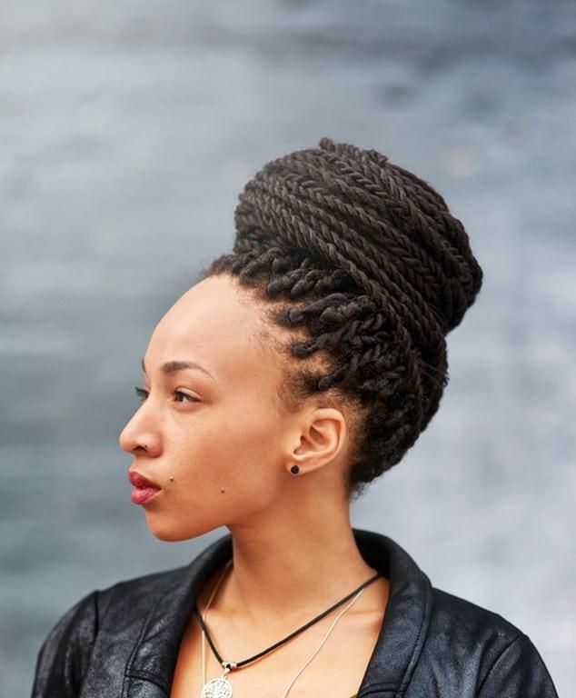 penteados com tranças 2