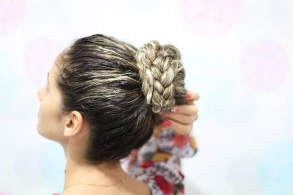 penteados para madrinha de casamento 10
