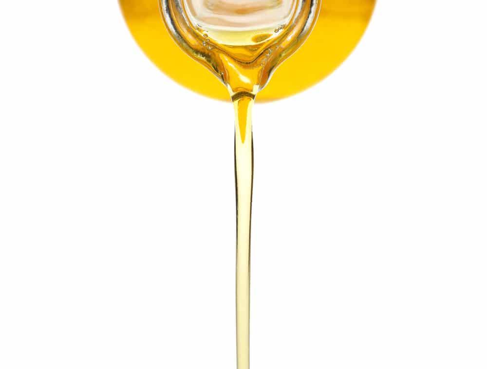 jarro de óleo