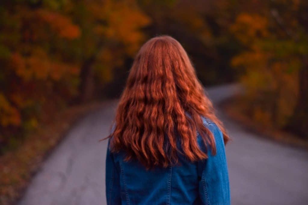 cabelo cobre