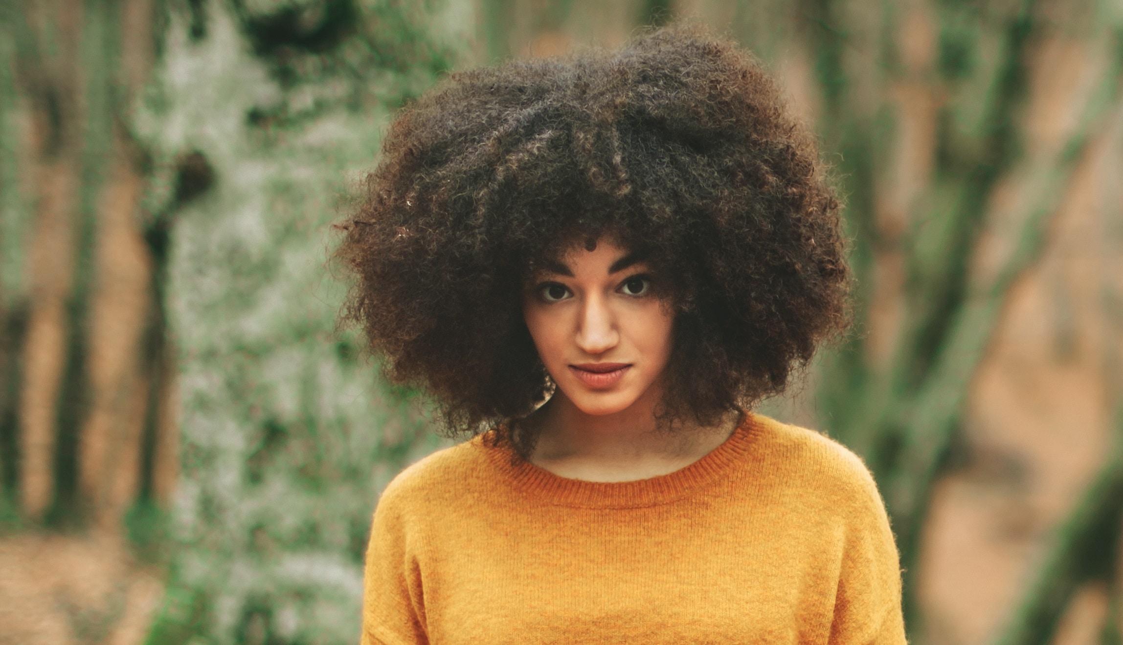 cortes para cabelos volumosos